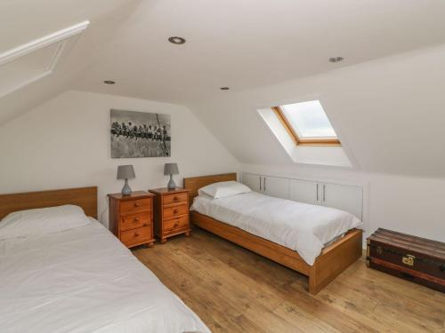 A bed or beds in a room at Haven Indah, Montrose