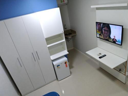 Televisi dan/atau pusat hiburan di More Só