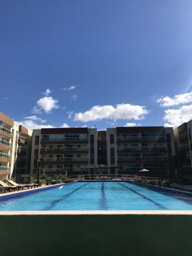 The swimming pool at or close to Vgfun Beach condominio