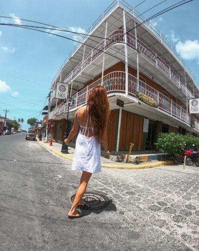 Prostitutes in San Juan de Nicaragua