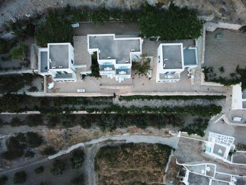 A bird's-eye view of Abrami Traditional Villas & Studios
