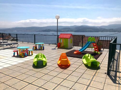 Detský kútik v ubytovaní Apartamentos Park Raxo