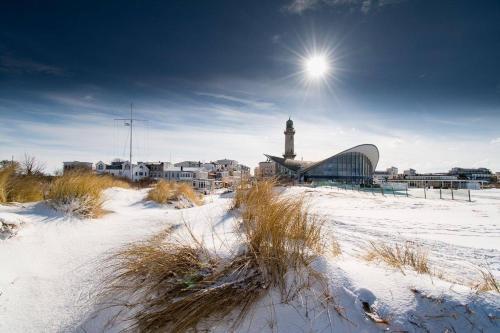 Ferienwohnung Kaja im Winter