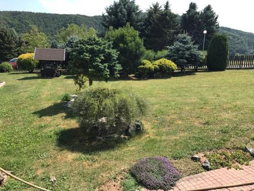 Zahrada ubytování Runch Smilovice
