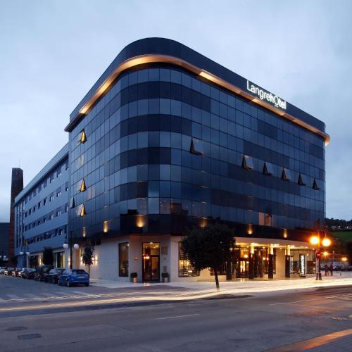 Langrehotel & SPA, Langreo, Spain - Booking.com