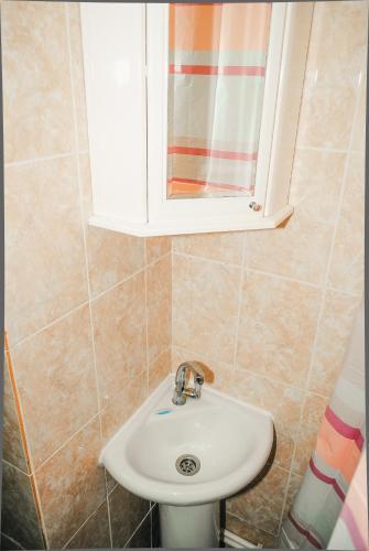 A bathroom at Guest house Baza otdyha Vodnik
