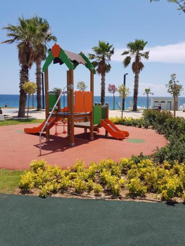 Детская игровая зона в Apartments Anatolia