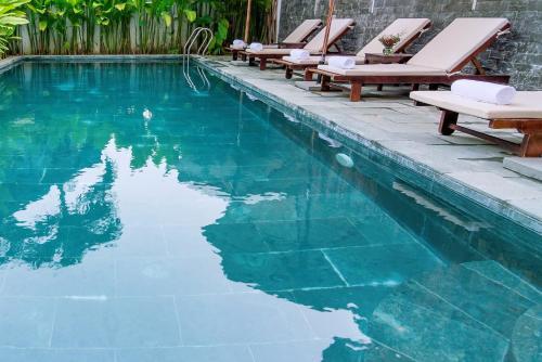 An Bang Retreat Pool Villa