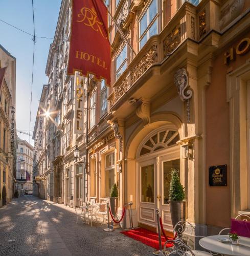 Schlosshotel Romischer Kaiser Viden Ceny Aktualizovany 2020