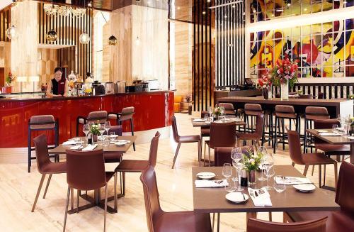 Nhà hàng/khu ăn uống khác tại Sherwood Suites