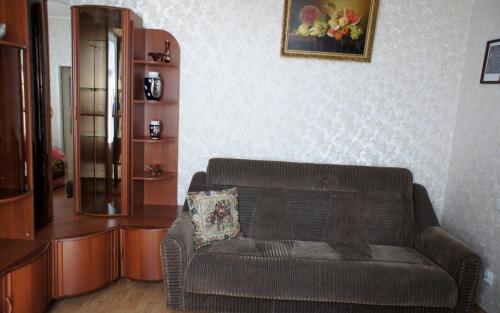 Гостиная зона в Skromnoe obayanie SSSR