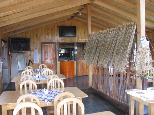 Ristorante o altro punto ristoro di Cabanas Neptuno