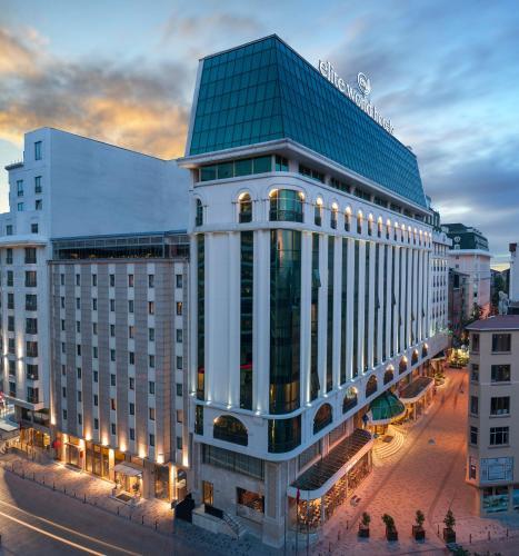 Elite World Hotel (Turquía Estambul) - Booking.com