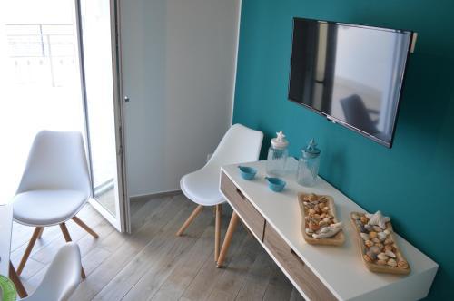 TV o dispositivi per l'intrattenimento presso Casa Gabriella
