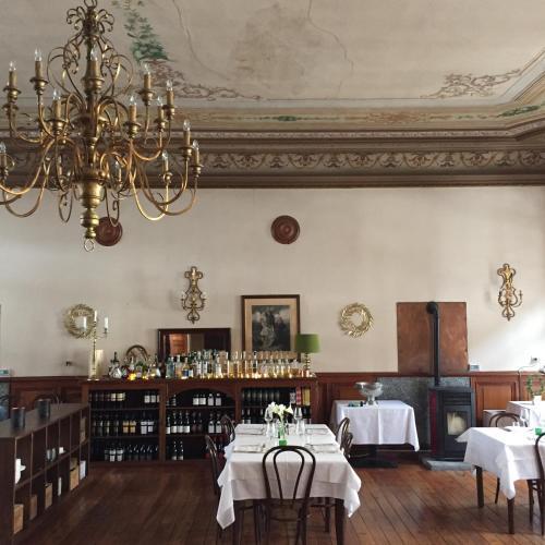Ristorante o altro punto ristoro di Hotel Monterosa
