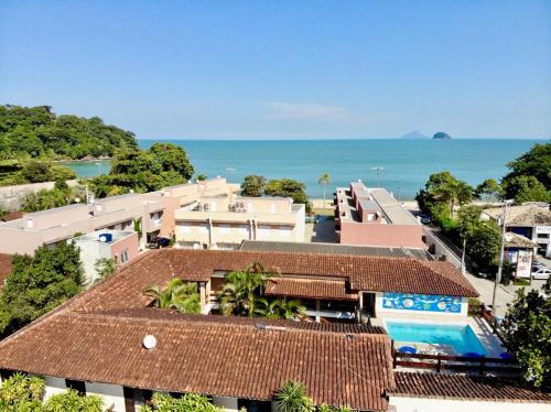 Uma vista da piscina em Dani Hotel ou nos arredores