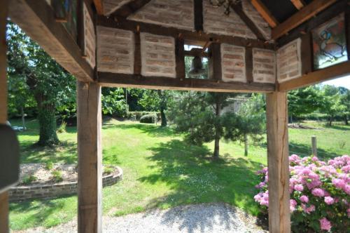 Jardin de l'établissement Peter Rabbit House
