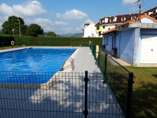 The swimming pool at or near Norte Sueve