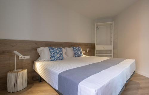 Katil atau katil-katil dalam bilik di Cliper by Park Hotel San Jorge