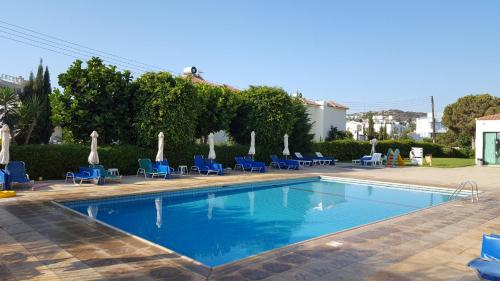 The swimming pool at or near Mandalena Hotel Apartments