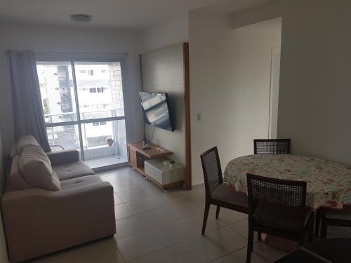 Posezení v ubytování Riviera Boa Viagem
