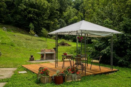 Vrt u objektu Coldfield Vacation House