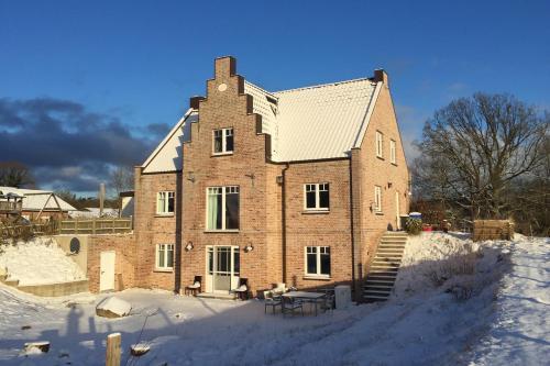 Ferienwohnung Rossberg im Winter
