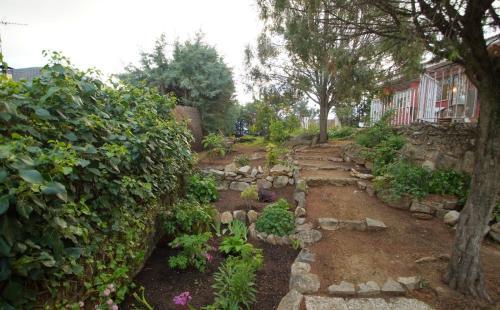 Giardino di El Vallecito
