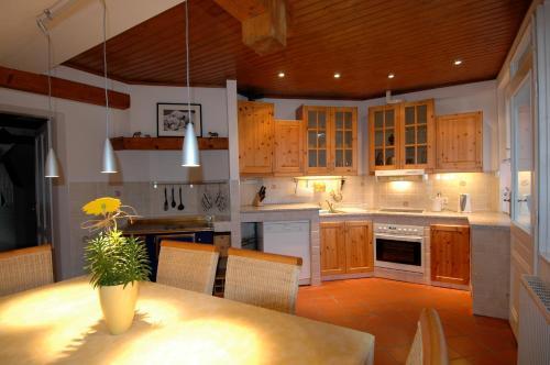 Küche/Küchenzeile in der Unterkunft Villa Marie