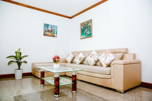Bon Home - 2BR Aparment with nice view