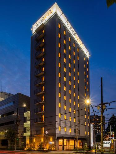 スーパーホテル 東京