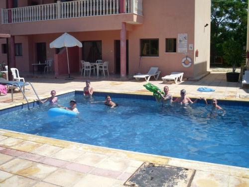 Piscina di anastasia holiday apartments o nelle vicinanze