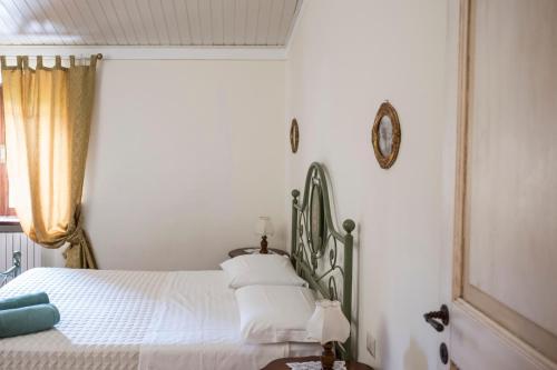 帕德利羅那尼諾度假屋房間的床