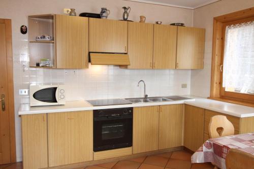 Cucina o angolo cottura di Bait Da Domenin