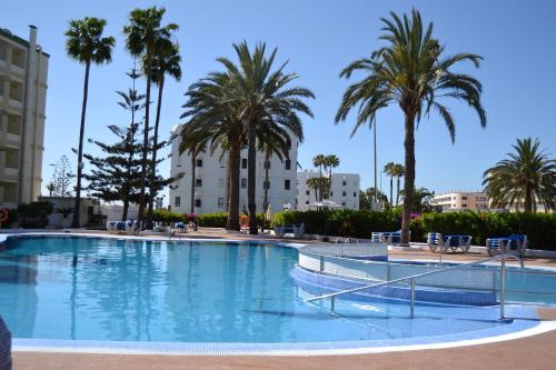The swimming pool at or close to Playa Del Sol - Adults Only