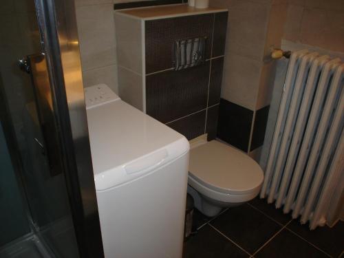 Kupatilo u objektu Apartment Alex