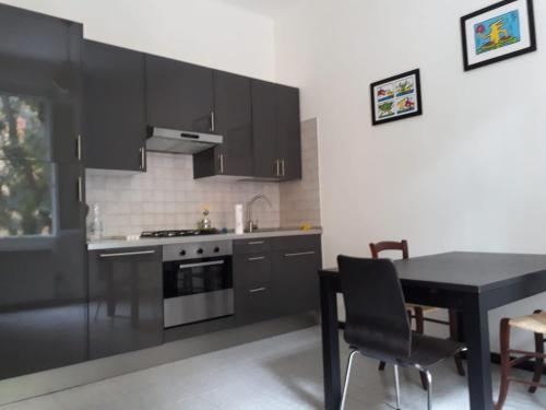 Cucina o angolo cottura di Cirenaica Apartments