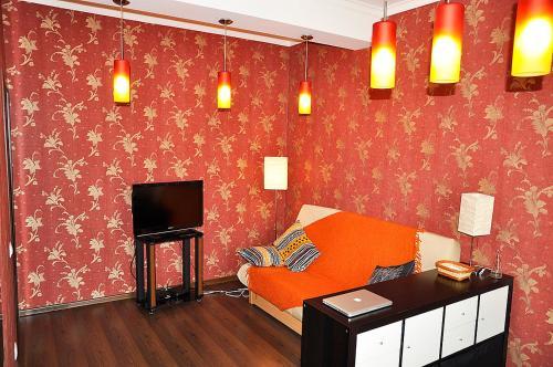 تلفاز و/أو أجهزة ترفيهية في Studio on Krasnaya Presnya
