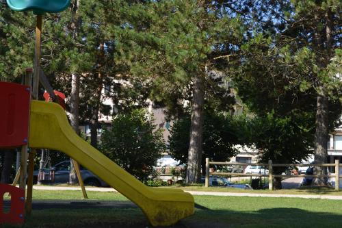Children's play area at I Narcisi