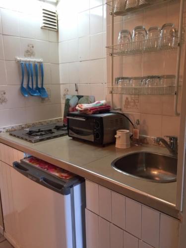 Una cocina o kitchenette en Buena Vista