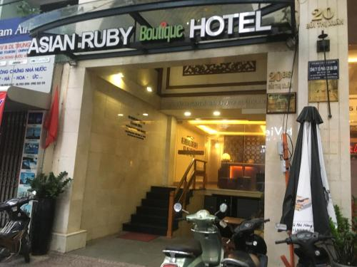 Asian Ruby Boutique