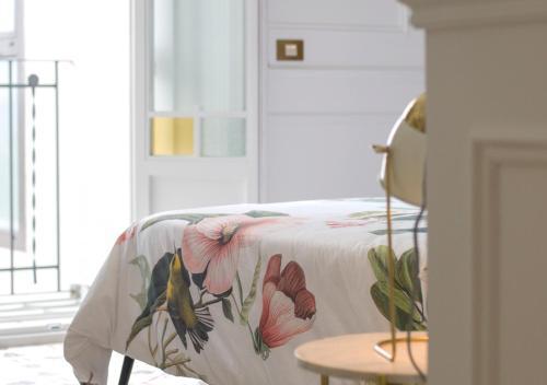 Cama o camas de una habitación en Casa Timoteo - Adults Only