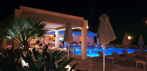 The swimming pool at or near Kedrissos Hotel