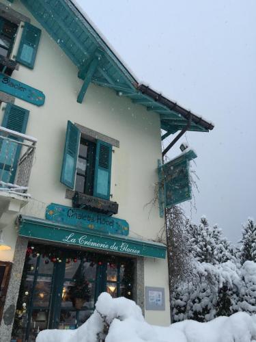 Chalets et Hôtel de Charme La Crèmerie du Glacier