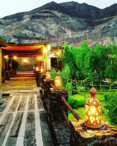 Luxury Tent The Retreat Fujairah Uae