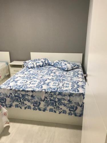 A bed or beds in a room at Condominio SILVA cantero