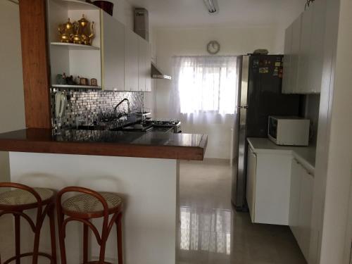 Una cocina o zona de cocina en Porto Fino