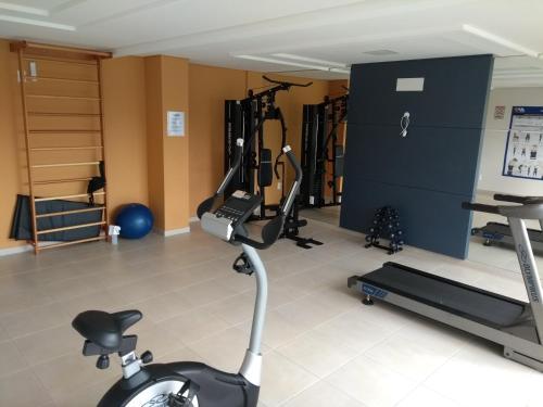 Gimnasio o instalaciones de fitness de Olga Becker residence