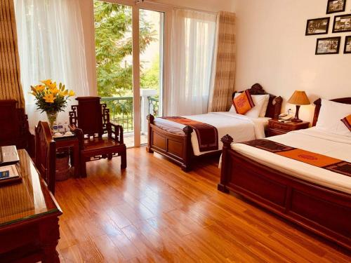 Khách sạn Hà Nội Central Star