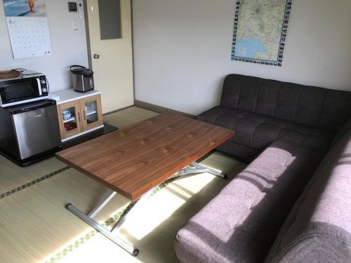 Zona de estar de Tamaki